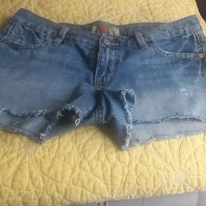 Old Navy ultra low rise shorts size 10